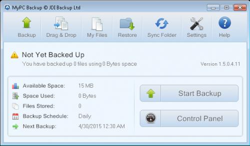 How To Remove MyPC Backup | Adaware