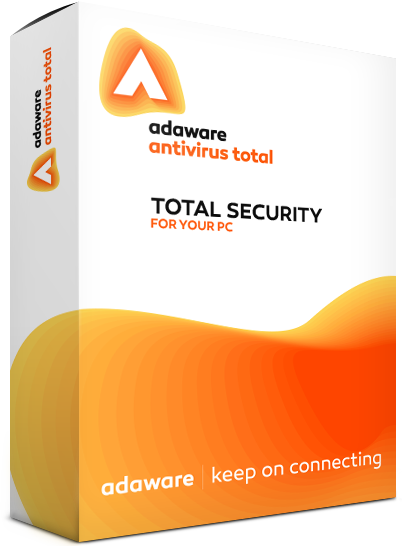 adaware antivirus total box shot