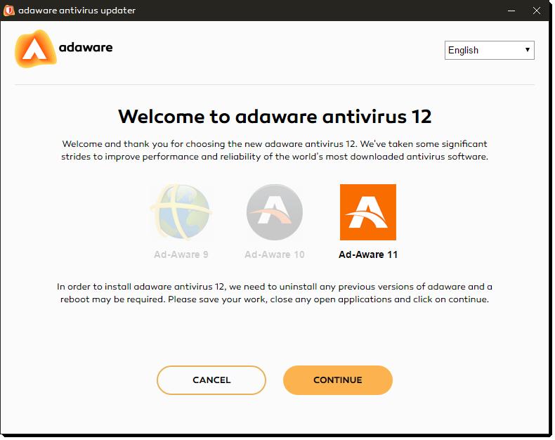Download com adaware.